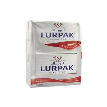 Lurpak Unsalted Butter Value Pack 2x500g