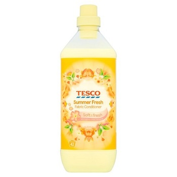 Tesco Fabric Conditioner Summer Fresh 1.26 ltr