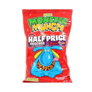 Walkers Monster Munch Flamin Hot 48g