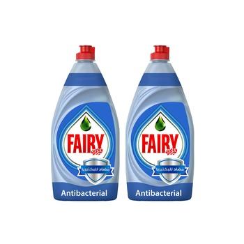 Fairy Ultra Antibac 2X600ml