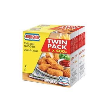 Americana Chicken Nuggets 2 x 400g