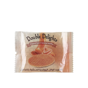 Double Delight Waffles Sing 39g