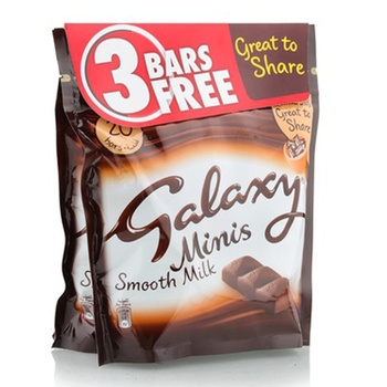 Galaxy Chocolate Mini 2 x 250g