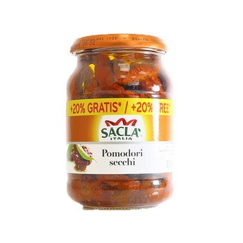 Sacla Pomodori Secchi Sauce 336g