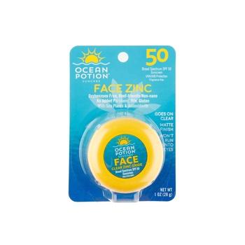 Ocean Potion Face Zinc Spf50 28g