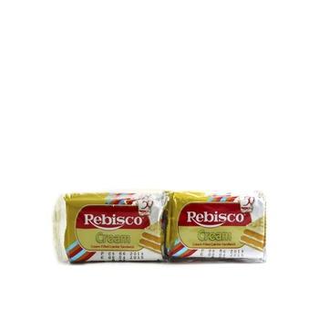 Rebisco Cream Sandwich Cracker 10 x 34g