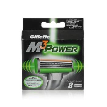 Gillette Mach 3 Power 1 X 8 pcs