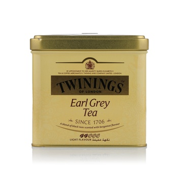 Twining Earl Grey Tea (Tin) 200g