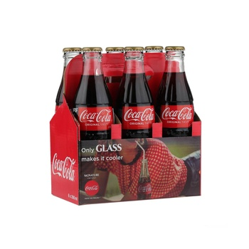Coca-Cola Regular 6X290 ml