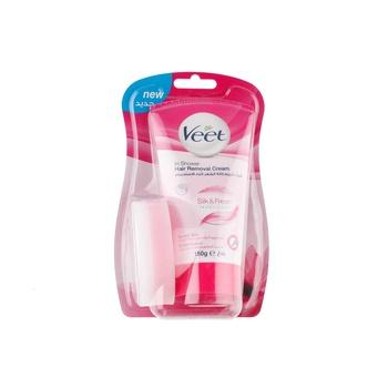 Veet Normal Skin In Shower Hair Removal Cream 150ml