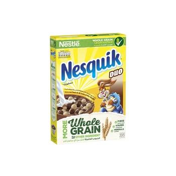 Nesquik Duo Cereal 335g