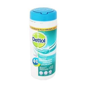 Dettol Surface Wipes 4 In 1 Fresh 35 s