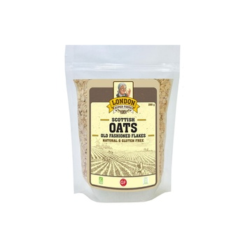 London Superfoods Old Fashioned Rolled Oats Gluten Free 250g