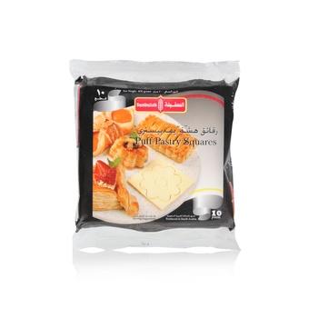 Sunbulah Puff Pastry Square 1X10