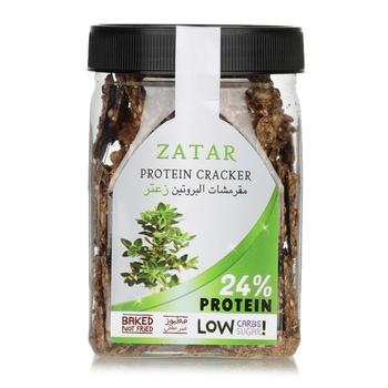 Modern Bakery Cracker Protein Zatar 200g