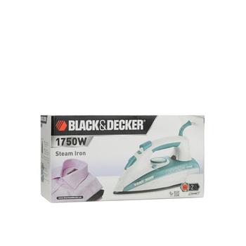 Black & Decker Steam Iron- X1600