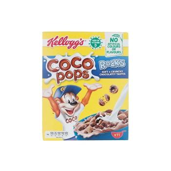 Kelloggs Coco Pops Coco Rocks 350gm