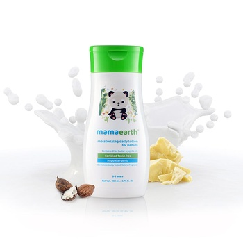 Mamaearth Moisturizing Daily Lotion For Babies 200ml