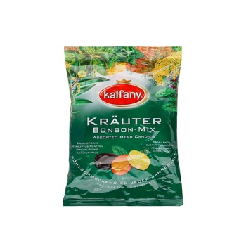 Kalfany Krauter Bonbon-Mix 300g