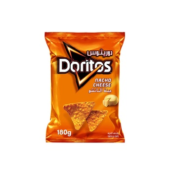 Doritos Nacho Cheese 180g
