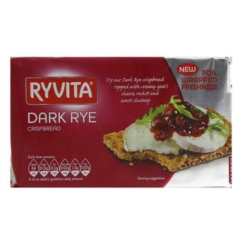 Ryvita Dark Rye 250g