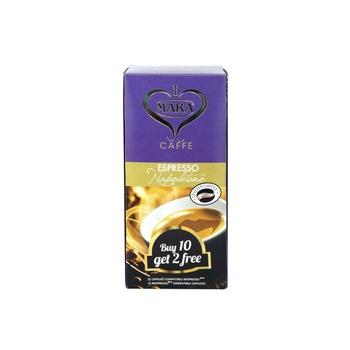 Mara Caffe Espresso Nespresso Compatible (12 X 5.5 gm)