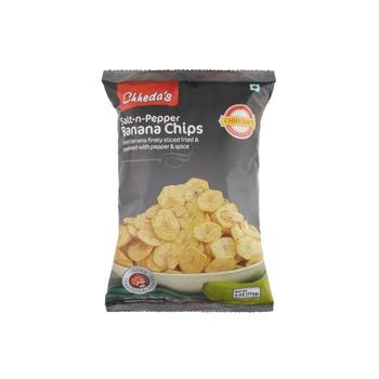 Chheda's Salt & Pepper Banana Chips 170g