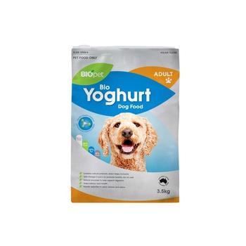 Biopet bio yoghurt adult dog food 3.5 kg