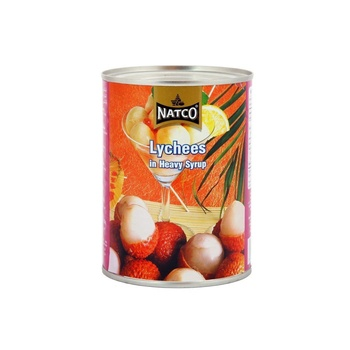 Natco Lychees 565g