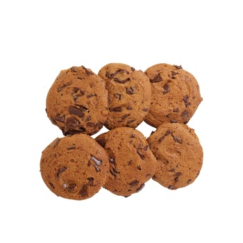 Chocolate Chunk Cookie Single 42g