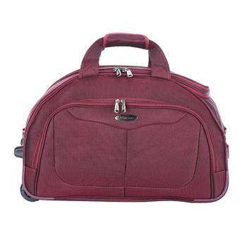 Voyager Duffle Bag 22 - Burgandy