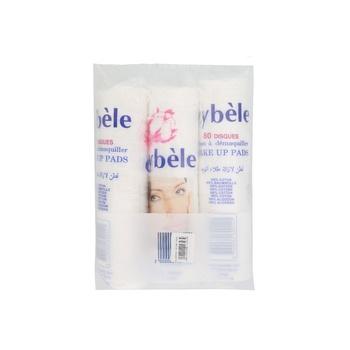 Cybele Cotton Round Pads 3Pc