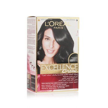 Loreal Excellence 1 Natural Black