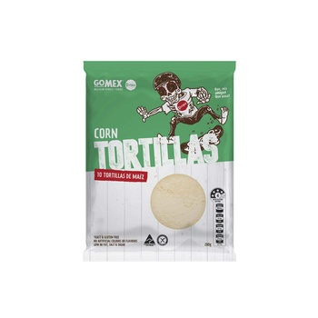 Go Mex Corn Tortillas 10pk 280g