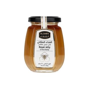 Al Shifa Royal Jelly Honey 250g