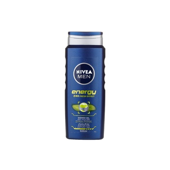 Nivea Men Energy Fresh Shower Gel 500ml