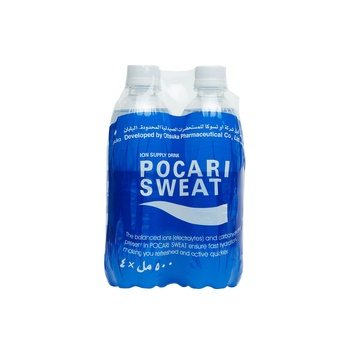 Pocari Sweat Pet Cluster 4X500ml