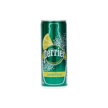 Perrier Sparkling Water Lemon 250ml