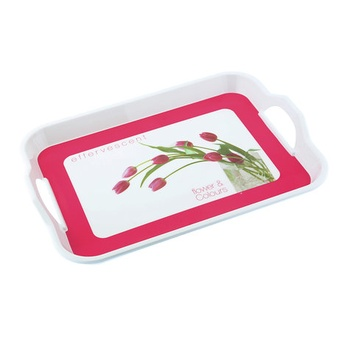 Serving Tray with Handle - 15 inch