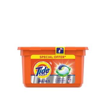 Tide Pods Original All In 1 Liquid Detergent 15 Capsules