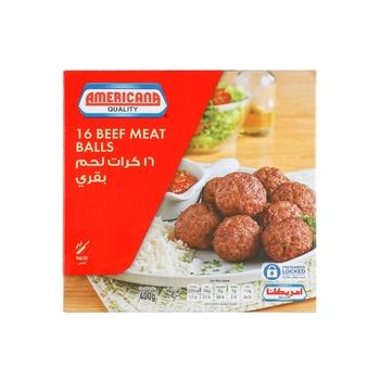 Americana Beef Meat Ball 400g