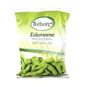 Trebon Edamame Soy Beans 500g