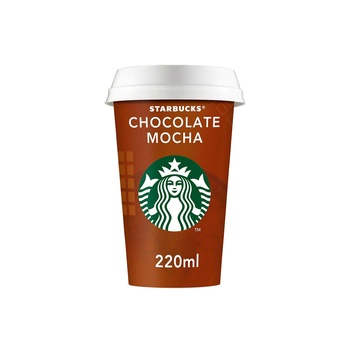 Starbucks Chilled Classics Chocolate Mocha Coffee Drink 220ml
