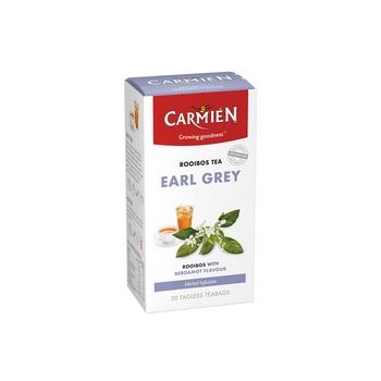 Carmien Rooibos Earl Grey Tea Bag