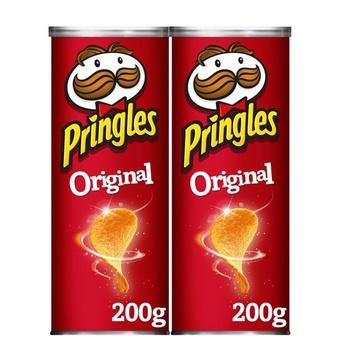 Pringles Original 2x200g