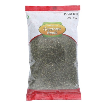 G/Foods Dried Mint Leaves 100g