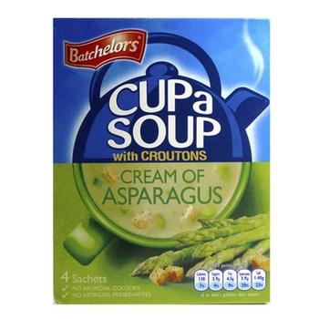 Batchelors Cream Of Asparagus 117g