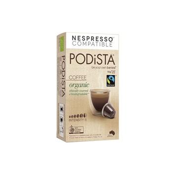 Podista Organic Coffee52gm(10pk)