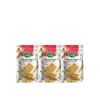 Shanta G Masala Magic Wheat Thins 150g