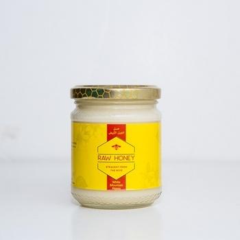 Raw Honey White Mountain 250g